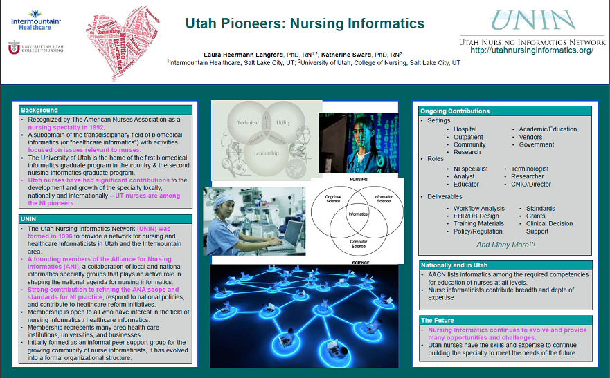 nursing specialty essay Nursing informatics has been defined as, a specialty that integrates nursing science, computer science, and information science to manage and communicate data, information, knowledge, and wisdom in nursing practice (shuler, 2011.